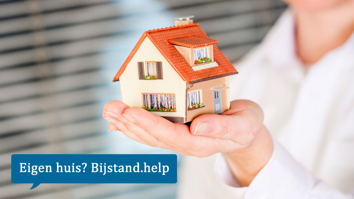 Bijstand en eigen huis hoe zit het for Huurkoop woning